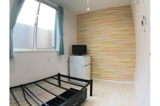105/205号室 サンセット・オレンジ