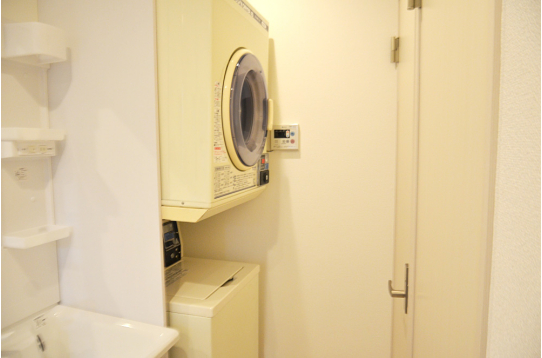 洗濯機&乾燥機です!