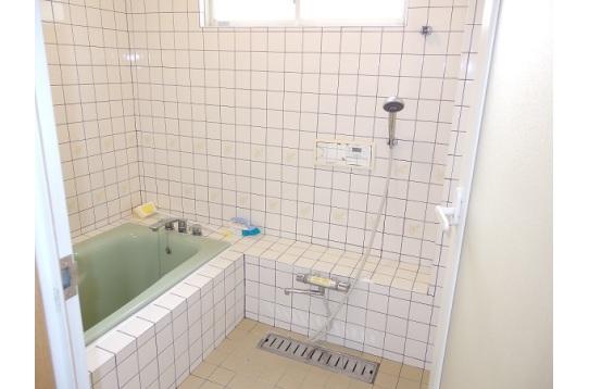 大きなお風呂です。