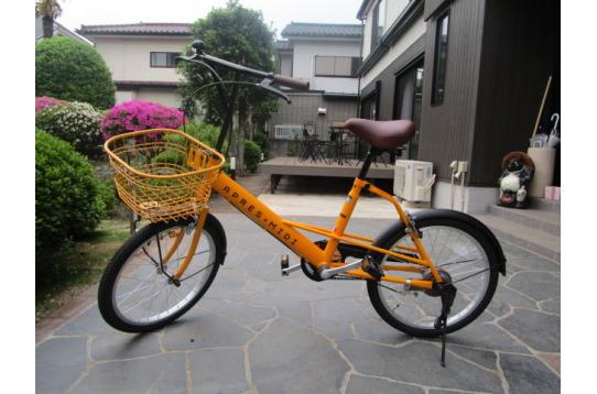自転車キャンペーン中(無償貸与)