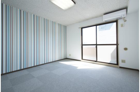 個室の様子。(502号室)
