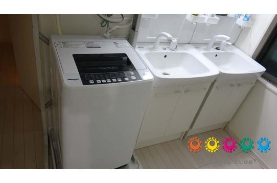 乾燥機、洗濯機、洗面台
