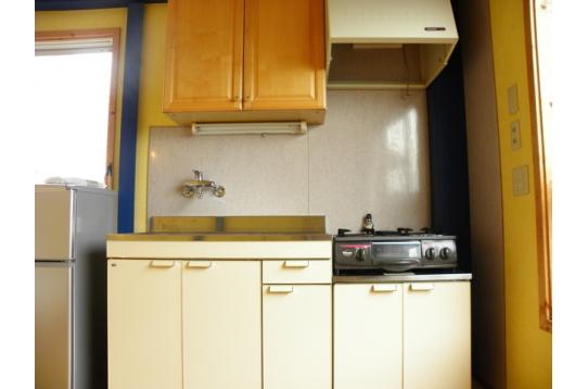 お部屋にキッチンも!301号室