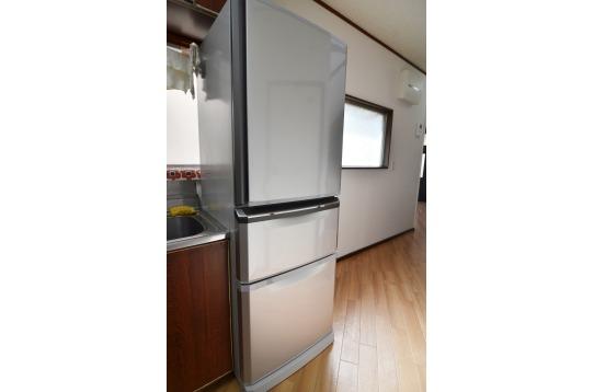 大きな冷蔵庫が2台も用意さています。