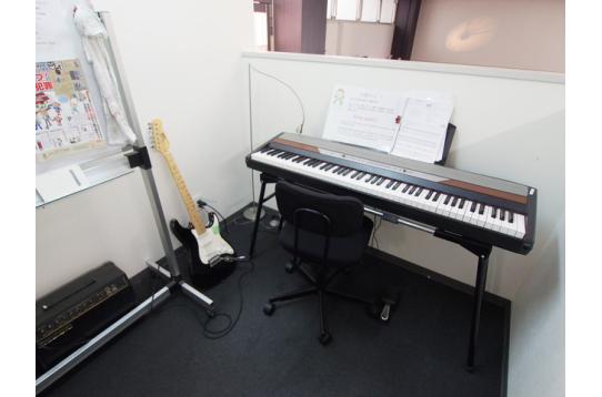 音楽好きの方にも嬉しい設備