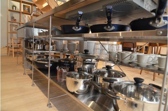 調理器具もこんなに充実!!