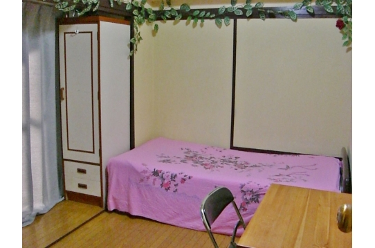 シングルベッド(個室)