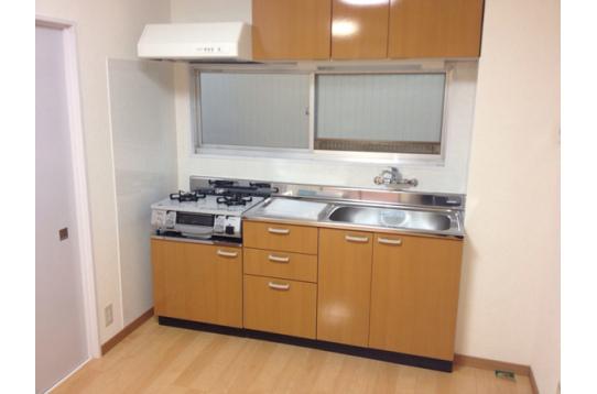 家電、調理道具などキッチン周りもフル完備