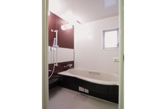 VIPルーム専用バスルーム