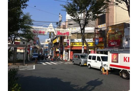 ●成増駅周辺 池袋急行1駅目12分