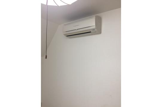 各部屋エアコン完備♪