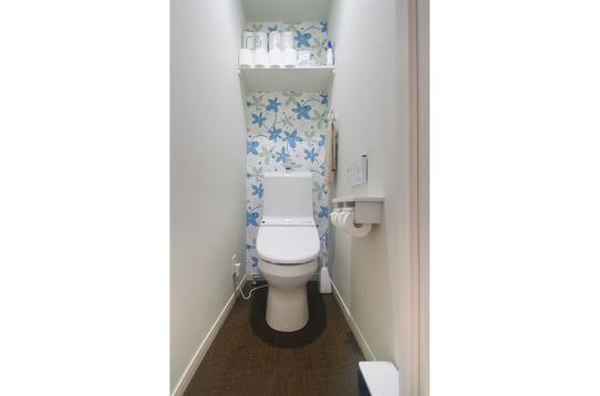 トイレは2ヶ所です。