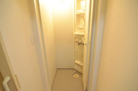 1階にシャワーブース