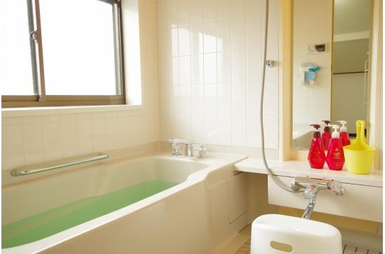 浴室は2階と3階に用意しました