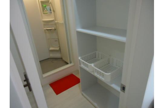 1階のシャワー室☆