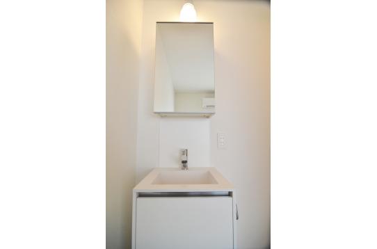 全個室にシャワー付き洗面の用意!