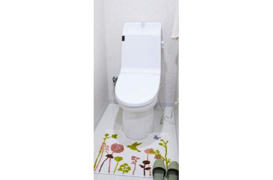 お手洗いは二ヶ所あります