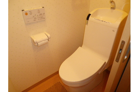 ☆ウォシュレット付のトイレ☆