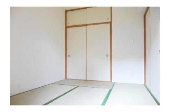 和室タイプのお部屋