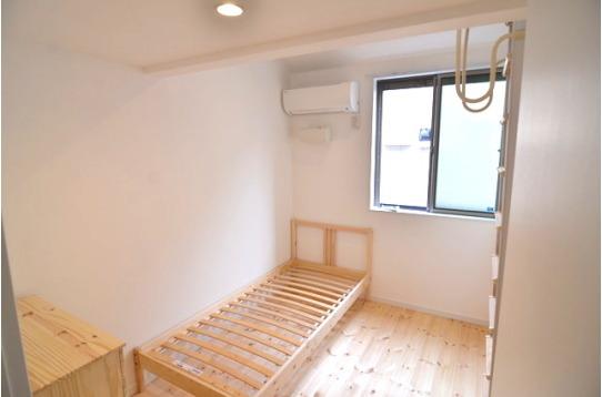 2階のお部屋です!ロフト付き!