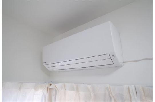 D号室 4.5帖 エアコン