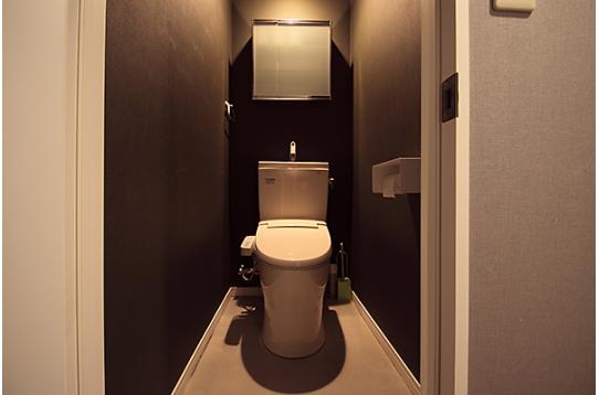 トイレの様子です