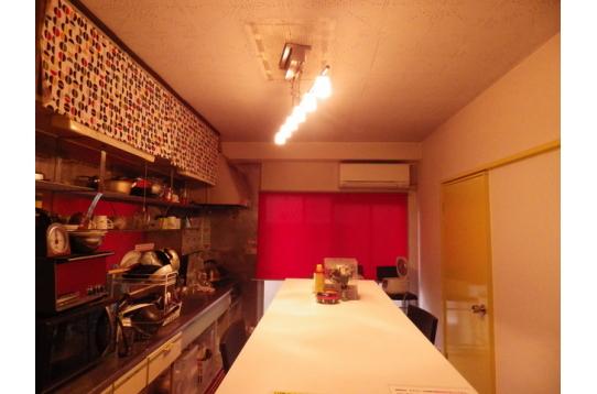 ◇ キッチン夜