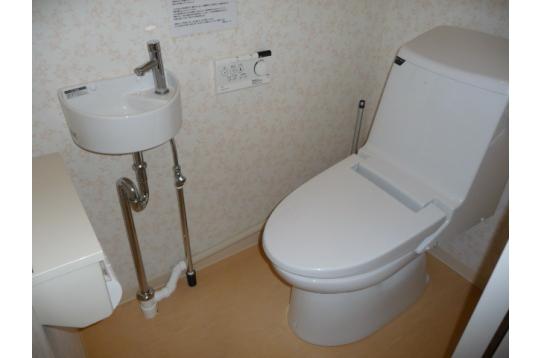 トイレ3ヶ所