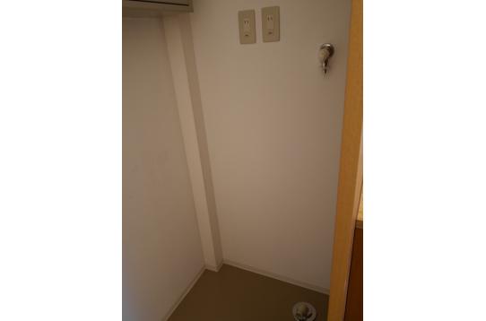 洗濯機設置予定場所 各階1
