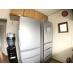冷蔵庫2台と水素水サーバーが設置されています。