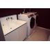 洗面台2台、洗濯・乾燥機2台