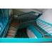 階段の色が変わりました