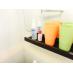 ハウス備品にはうがい薬やアルコール消毒液も完備。