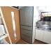 大型冷蔵庫301と302用、他各部屋冷蔵庫付き