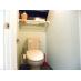 清潔感ある1階トイレ