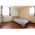 ダブルベッドのお部屋もあります♪