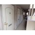 ●通路。1階と3階に洗濯機スペースがあります。