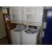 洗濯機、乾燥機はそれぞれ2台あります。