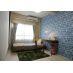 ●改装後の6畳部屋人気のアクセントクロス