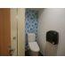 トイレは男女兼用と女性用で分かれています。
