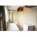5畳部屋。収納は各部屋上部にあり。