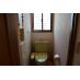 キレイなトイレ〜!