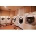 洗濯機ももちろんあります!※有料