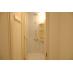 シャワールームは2室あります。