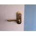 個室のドアノブ鍵付です