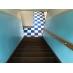 階段、2階から1階を望む!