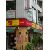白金高輪駅前(2番出口)インド料理、中華料理店など