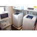 洗濯機・乾燥機も2台ずつご用意