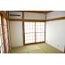 外国人必見!日本特有の和室のお部屋有り!