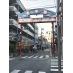 石川台駅の商店街♪